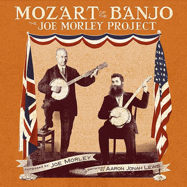 mozart of the banjo by aaron jonah lewis
